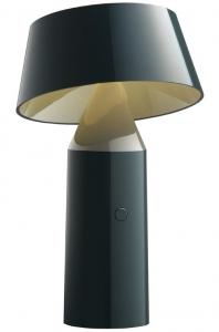 Настольная лампа Bicoca 14X14X23 CM антрацитового цвета