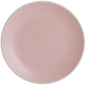 Тарелка Classic 21 CM розовая