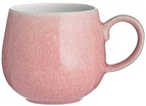 Чашка Reactive 350 ml розовая