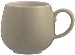Чашка Reactive 350 ml бежевая