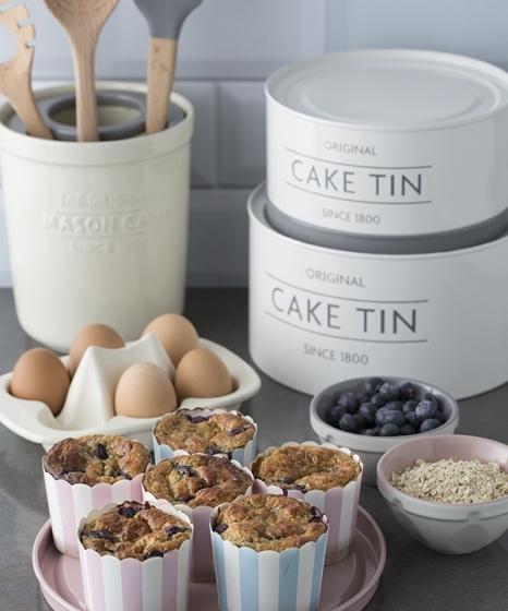 Ёмкости хранения десертов Innovative Kitchen 23X23X15 /  21X21X13 / 19X19X11 CM 6