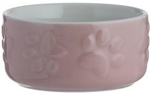 Миска для животных Сolour Mix 150 ml розовая