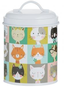 Емкость для хранения корма для кошек Pawtrait 1 L