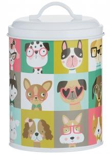 Емкость для хранения корма для собак Pawtrait 2.3 L