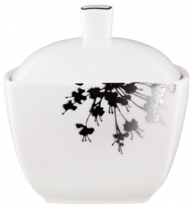 Сахарница Floral silhouette 300 ml
