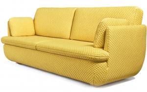 Диван Canoa 198X88X88 CM желтый