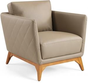 Кресло на каркасе из грецкого ореха 1961 89X91X88 CM