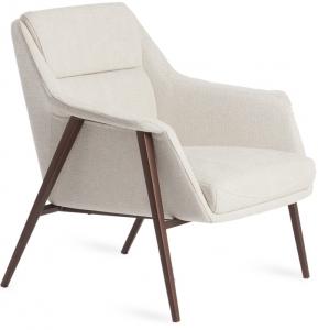 Кресло на стальном каркасе A129 78X79X61 CM