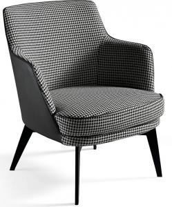 Кресло A141 75X75X82 CM