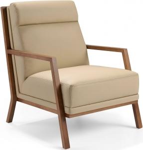 Кожаное кресло A852 73X91X95 CM