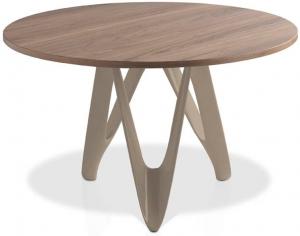 Круглый обеденный стол B063 120X120X76 CM
