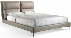 Кровать с изголовьем Atelier 176X240X107 CM