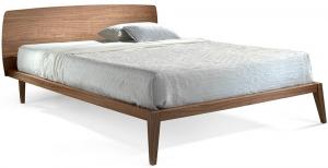 Кровать в скандинавском стиле Cama Atelier 171X210X84 CM