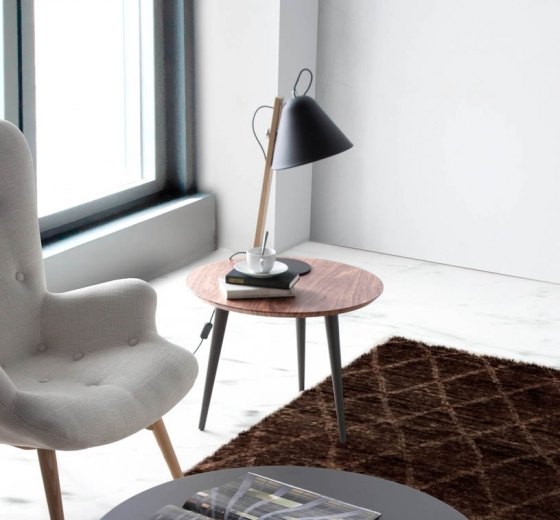 Вспомогательный столик Atelier 60X60X45 CM 2