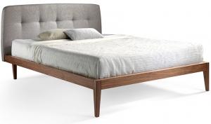 Кровать с изголовьем Cama Atelier 164X215X102 CM