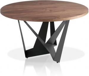 Обеденный стол со столешницей из ореха Nogal Ø150 CM