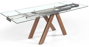 Раскладной обеденный стол DT810 160-240X90X76 CM