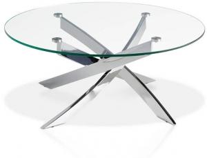 Кофейный столик F1143 90X90X45 CM
