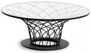 Кофейный столик F1209 90X90X36 CM