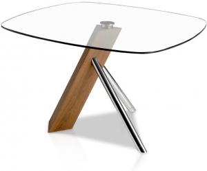 Современный обеденный стол F2170 120X120X75 CM