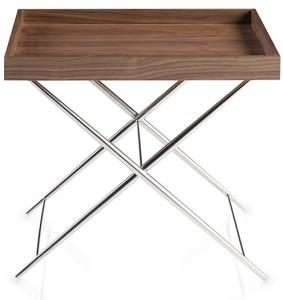 Приставной столик с бортиком Calidez 61X48X51 CM