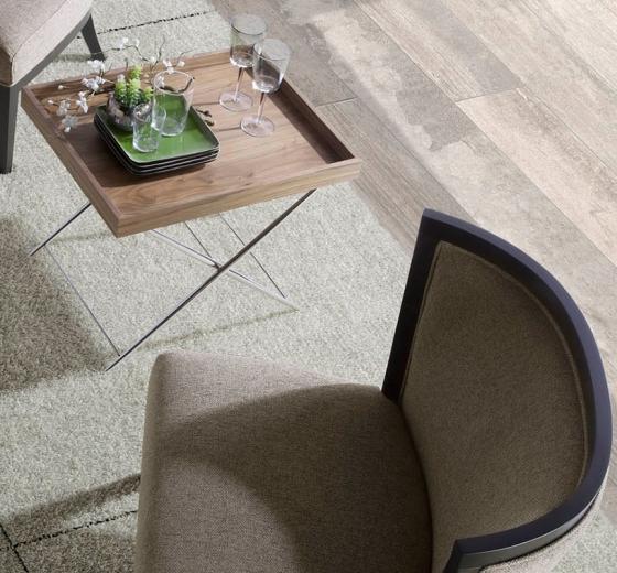 Приставной столик с бортиком Calidez 61X48X51 CM 2