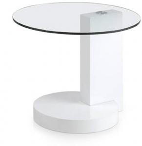 Элегантный приставной столик 60X60X48 CM