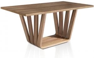 Обеденный стол Nogal 180X95X75 CM