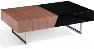 Журнальный раздвижной столик Atelier 120-172X70X35 CM