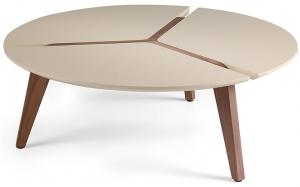 Кофейный столик Atelier 100X100X35 CM