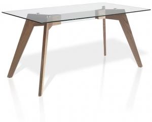 Стеклянный стол Sofisticado 160X95X75 CM