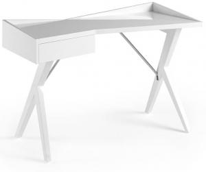Офисный стол Comodidad 120X60X81 CM белый