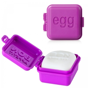 Пресс-формы для яйца 2 шт. фуксия
