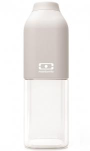 Бутылка mb positive 500 ml светло-серая