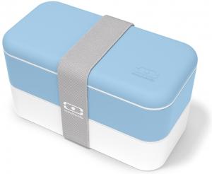 Ланч-бокс mb original 1L blue crystal