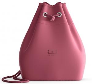 Сумка для ланча E-ZY тёмно-розовая