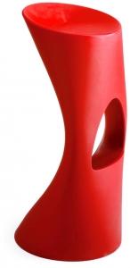 Высокий стул Flod 38X84X40 CM красный