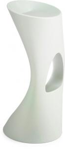 Высокий стул Flod 38X84X40 CM белый