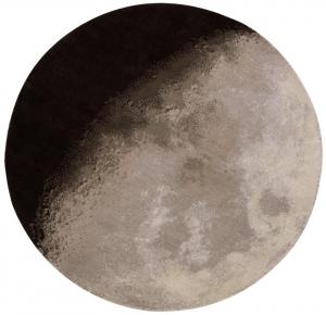 Ковёр из новозеландской шерсти Luna Ø150 CM