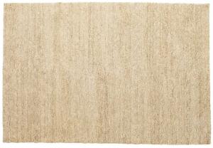 Ковёр из джута шерсти и войлока Earth 240X170 CM бежевый