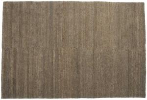 Ковёр из джута шерсти и войлока Earth 300X200 CM хаки