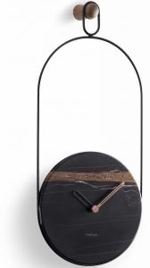 Настенные часы Eslabon 30X68 CM sahara noir