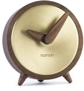 Часы настольные Atomo цвет золото