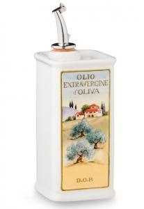 Бутылка для масла Oliere del Casale 7X7X20 CM