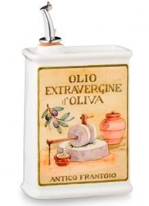Бутылка для масла Oliere del Casale 12X6X21 CM