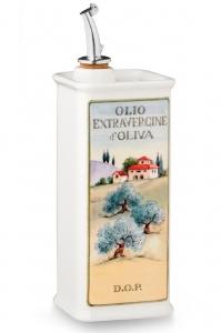 Бутылка для масла Oliere del Casale 8X8X23 CM