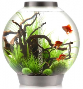 Сферический аквариум biOrb Classic 105 MCR 61X61X63 CM серый