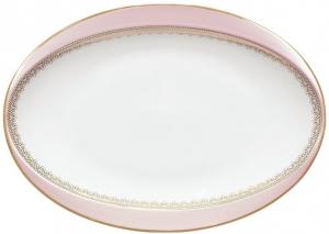 Овальное блюдо Ballet Grace 30X22 CM