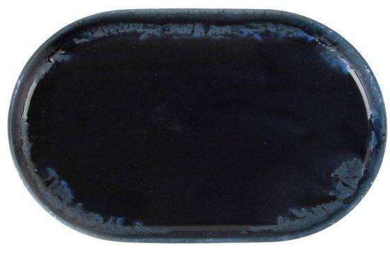 Тарелка овальная Root Blue 18X11 CM 1