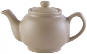 Чайник заварочный Matt Glaze 450 ml бежевый
